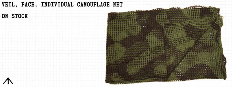 Veil, Face, Individual Camouflage Net